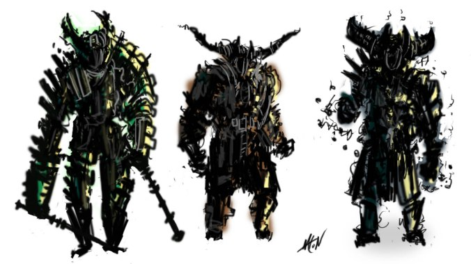 beast concepts two