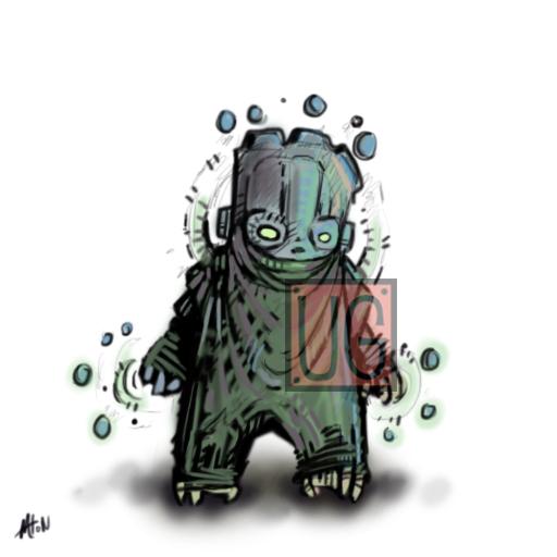cave gremlin concept