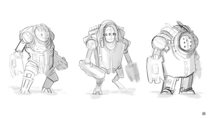 New Creature Concepts