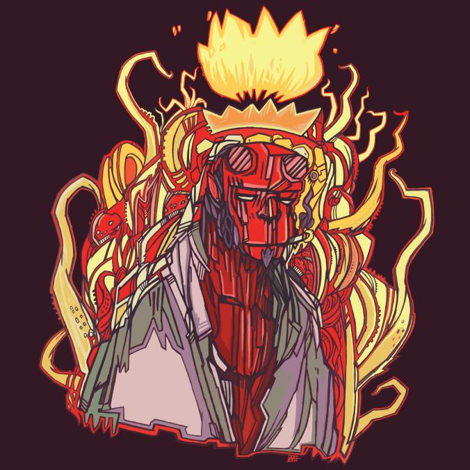 hellboy ruff 2